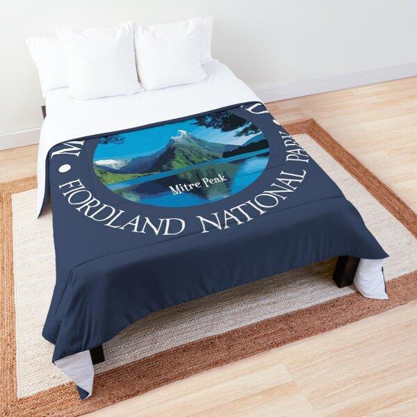 Milford Sound (OBP) Comforter