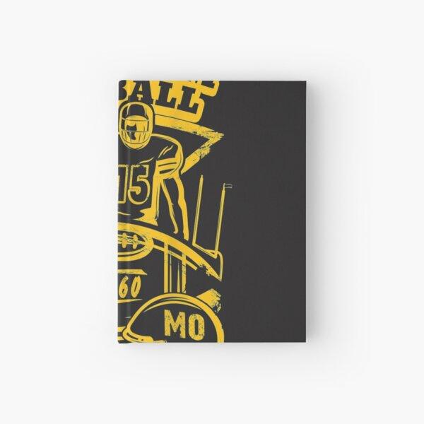 Kansas City Retro Vintage Kc Football Missouri 2020 Gift  Hardcover Journal