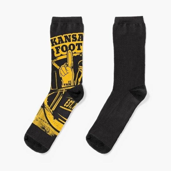 Kansas City Retro Vintage Kc Football Missouri 2020 Gift  Socks