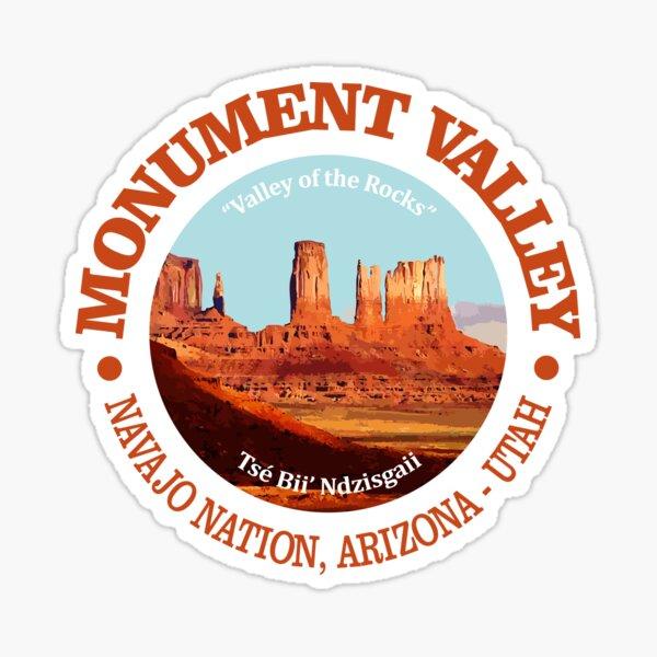 Monument Valley (OBP) Sticker