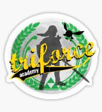 Tri-Force Sticker