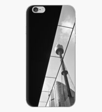 City Skyscape Abstract Architechture 2 iPhone Case