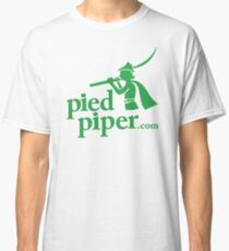 Silicon Valley's Pied Piper Shirt Classic T-Shirt