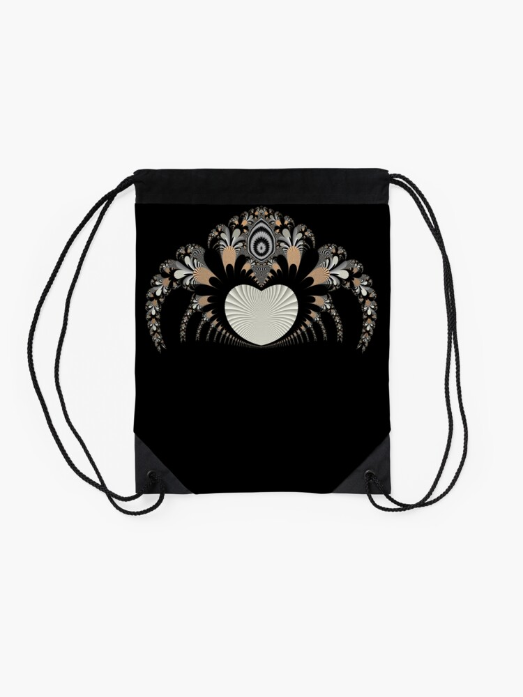 Alternate view of Heartfelt Drawstring Bag