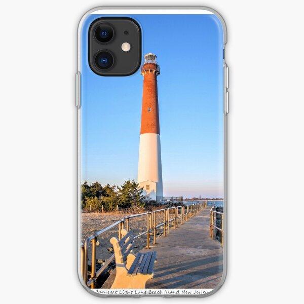 Long Beach Island. iPhone Soft Case