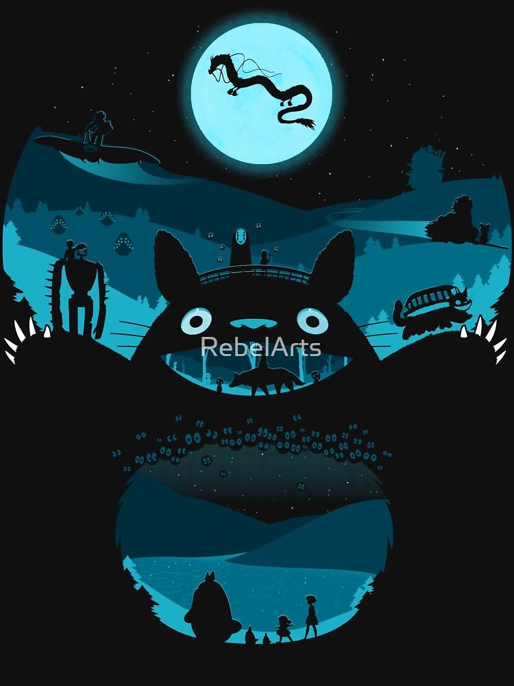 My Nighttime Friends | Unisex T-Shirt