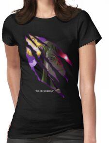 Medusa Gorgon Womens Fitted T-Shirt