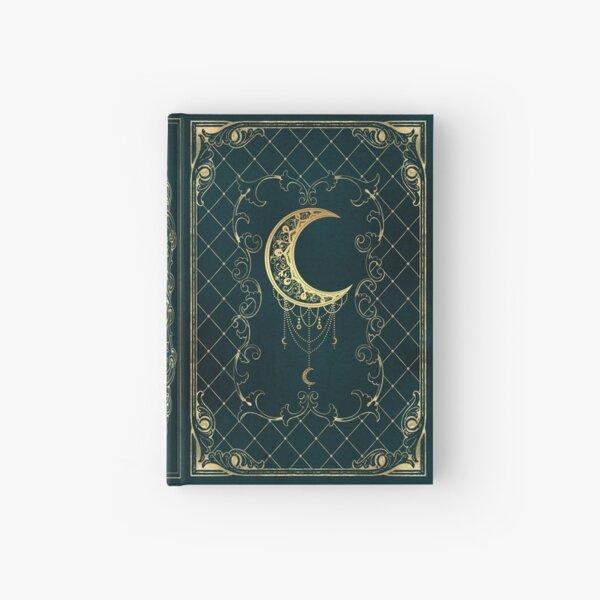 Magie Mond Grimoire Tagebuch Skizzenbuch Notizbuch
