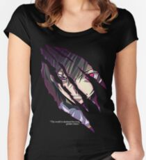 Lelouch Lamperouge Women's Fitted Scoop T-Shirt