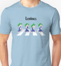 The Lemmings Unisex T-Shirt
