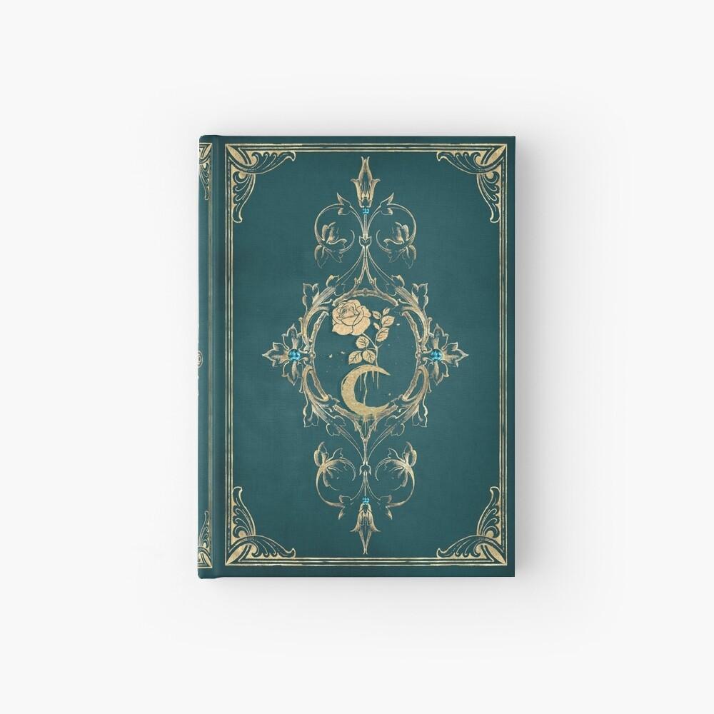 Flower moon grimoire Hardcover Journal