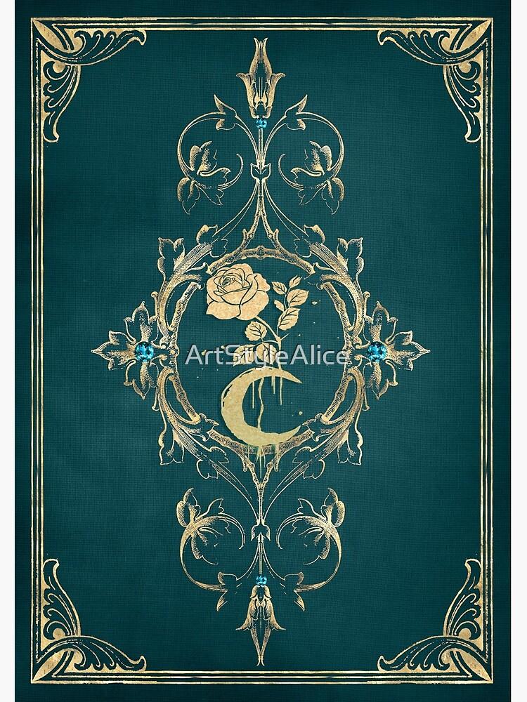 Flower moon by ArtStyleAlice