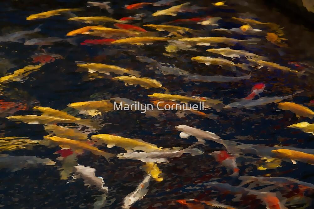 Golden by Marilyn Cornwell