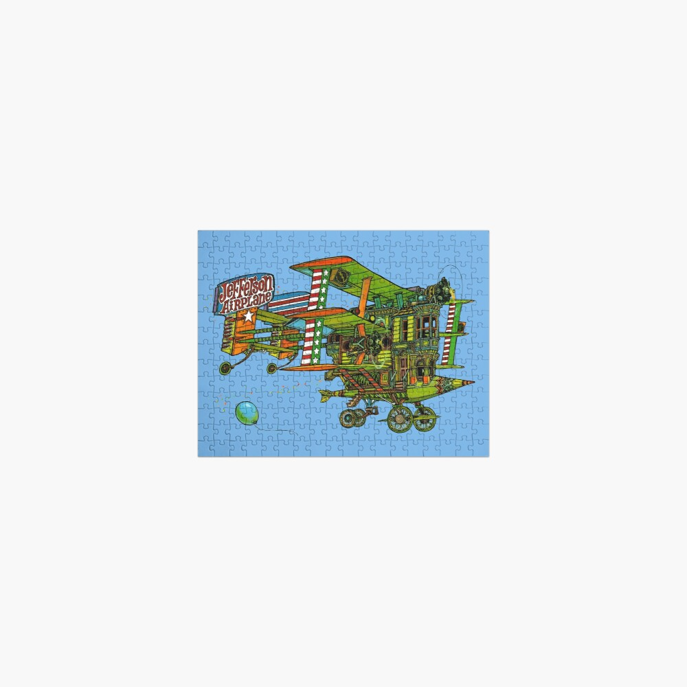 Jefferson Airplane: After Bathing At Baxters Jigsaw Puzzle