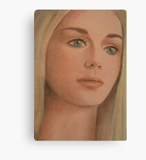 Daenerys - Game of Thrones Canvas Print