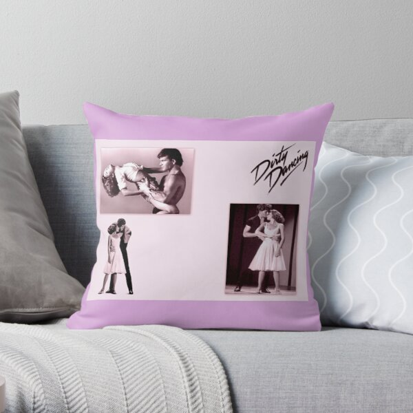 Time of my life  Throw Pillow