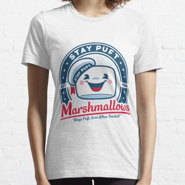 Stay Puft Marshmallows T-Shirt Essential T-Shirt