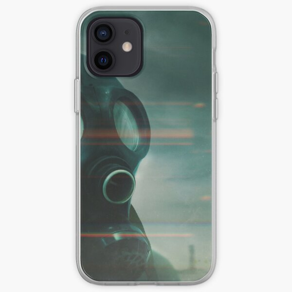 Gas Mask  iPhone Soft Case