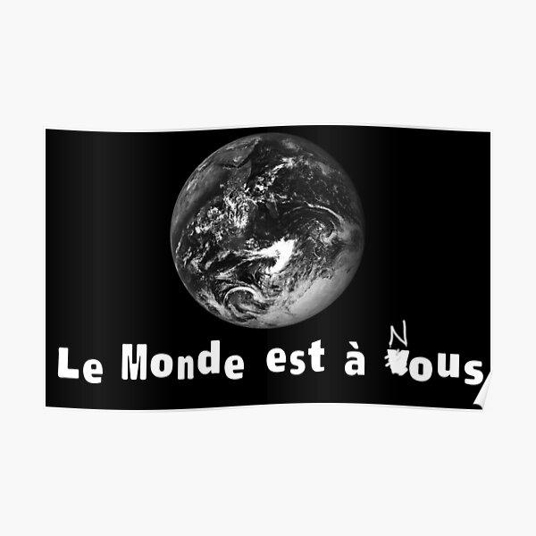 La Haine, le monde est à nous Poster
