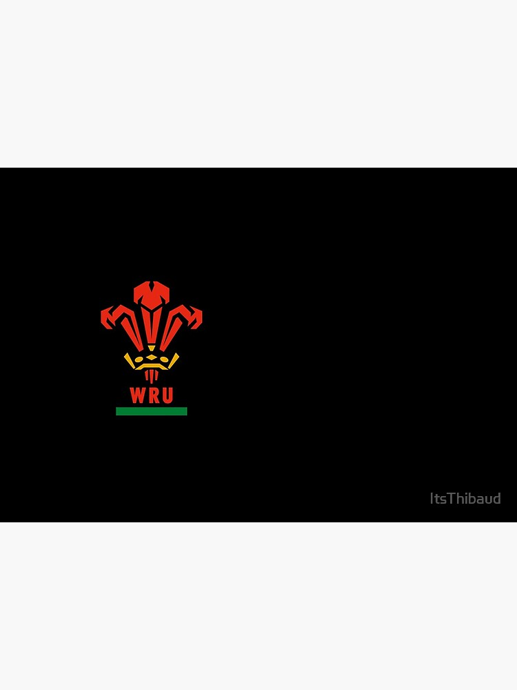 Wales 6 nations championship - Black by ItsThibaud