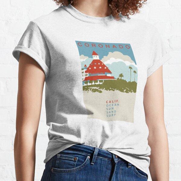 Coronado - California. Classic T-Shirt