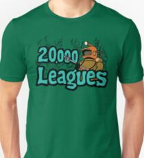 20,000 Leagues Under The Sea T-Shirt