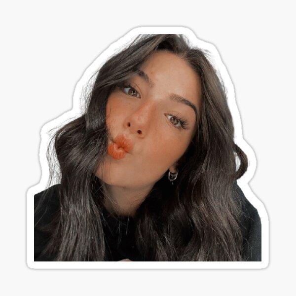 Charlie Damelio Sticker