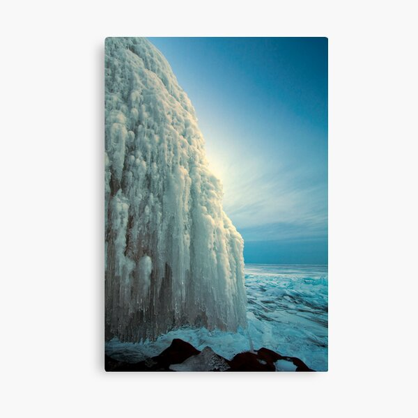 Last Light - Lake Superior Canvas Print