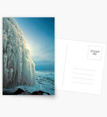 Last Light - Lake Superior Postcards