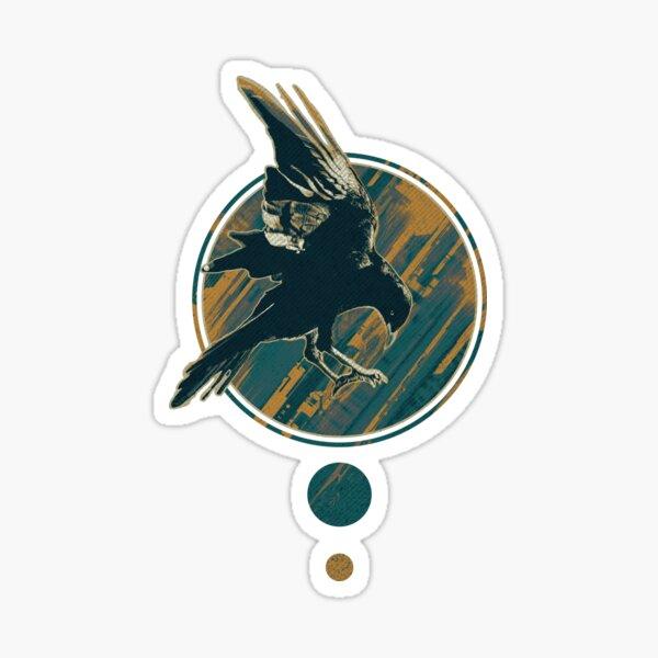 The Catcher - Vintage Version Sticker
