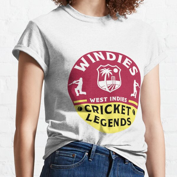 Windies Cricket tshirt - West Indies Cricket Gifts - Caribbean Cricket Gifts - Mugs - Bags Classic T-Shirt