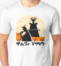 Samurai Jack-ploo Unisex T-Shirt