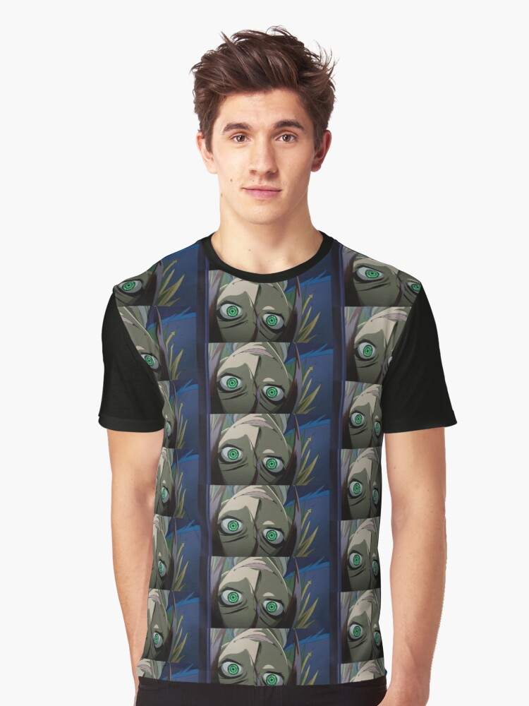 Neuro Graphic T-Shirt Front