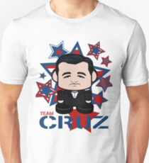 Team Cruz Politico'bot Toy Robot T-Shirt