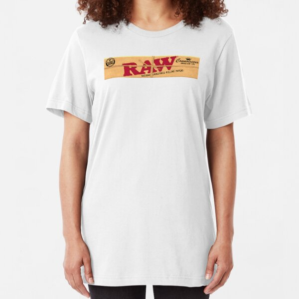 Raw Kingsize Slim Fit T-Shirt