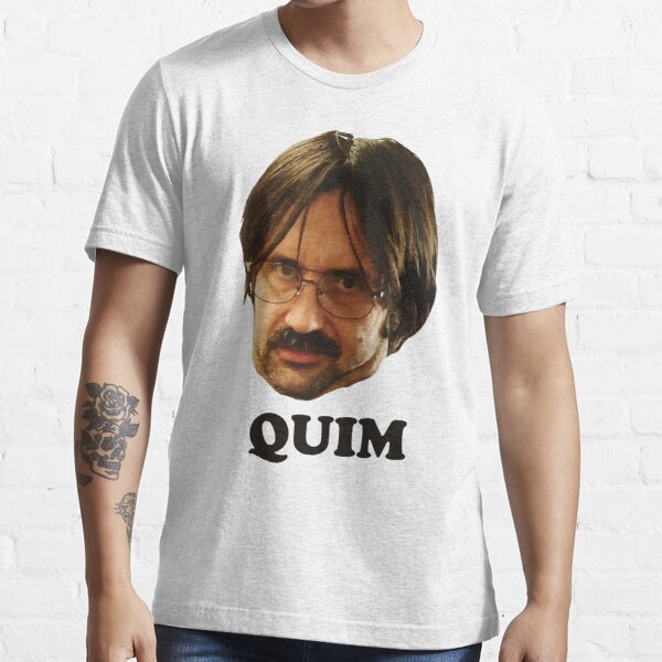 QUIM - Text Essential T-Shirt