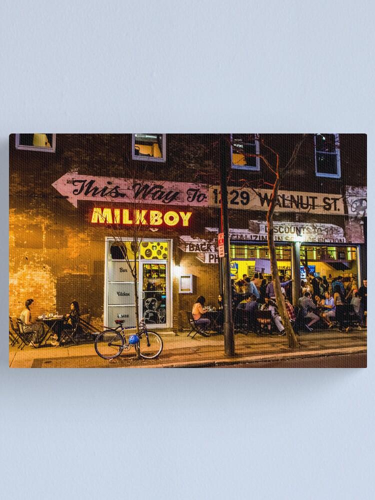 Alternate view of Milkboy - 1033 Canvas Print