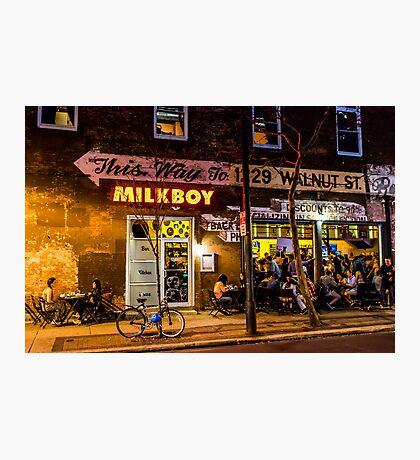 Milkboy - 1033 Photographic Print