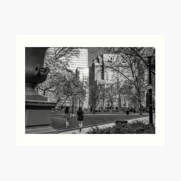 Philadelphia Street Photography - 0902 Art Print