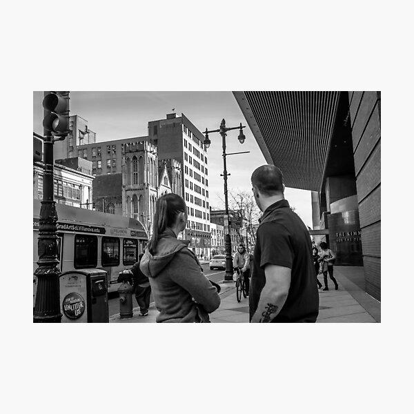 Philadelphia Street Photography - 0248 Photographic Print