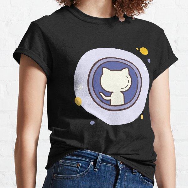 GitHub Camiseta clásica