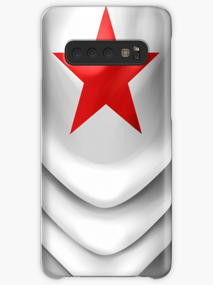 new products b8d18 f09cd 'Winter Soldier Arm Samsung Phone Cases' Case/Skin for Samsung Galaxy by  SherokuTakari