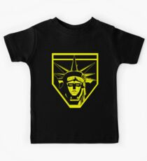 Voltron Liberty (yellow) Kids Tee