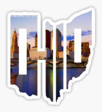 RecklessWear - Capital City (Color) Sticker