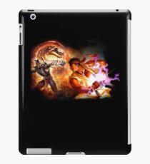 Fighting Games Collide iPad Case/Skin