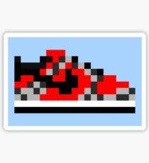 8-bit Kicks (Supreme) Sticker