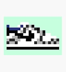 8-bit Kicks (Supreme) Photographic Print