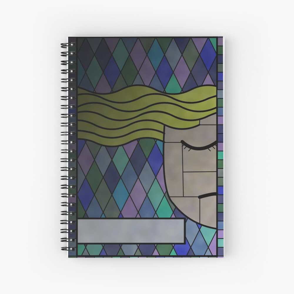 Born of Water Spiral Notebook