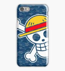 One Piece: Luffy (XXXL) iPhone Case/Skin