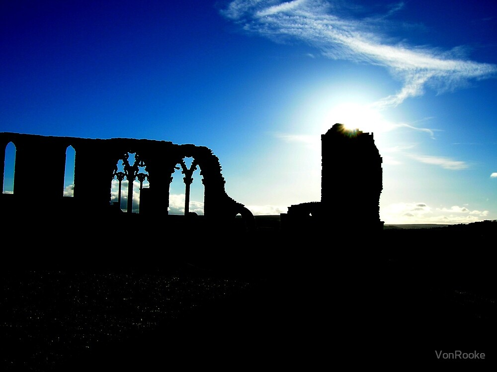 Whitby Abbey by VonRooke